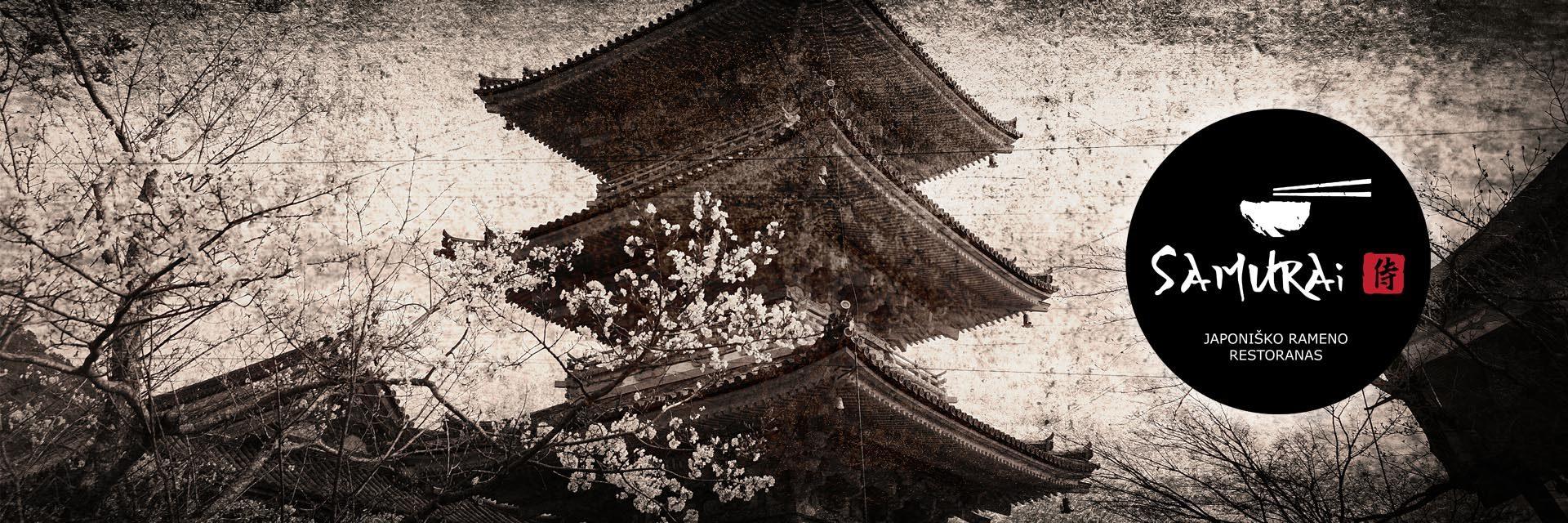 Japoniško rameno restoranas Samurai